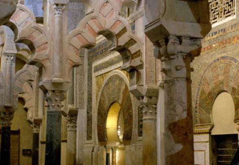 Mezquita de Córdoba Patrimonio de la Humanidad Mosque of Cordoba