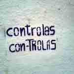 Controlas con trolas