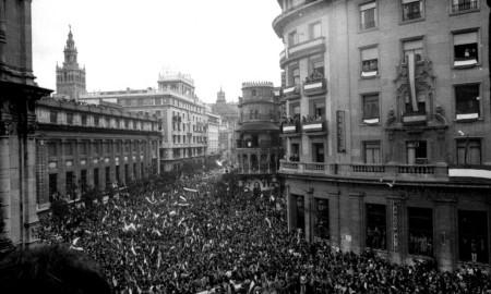 4 de diciembre de 1977 #4D en Sevilla