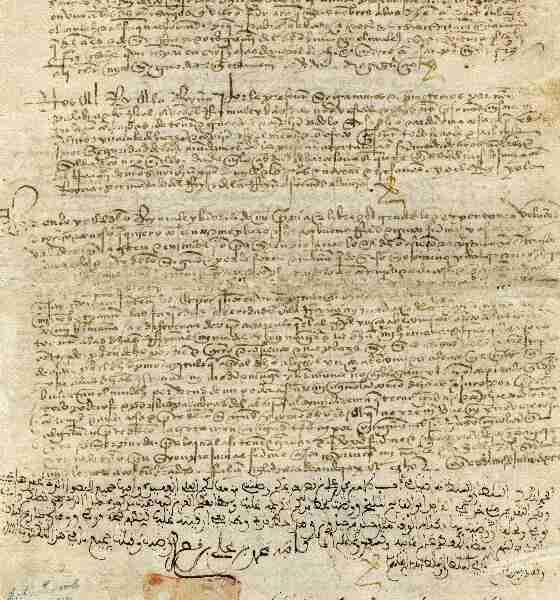 Las capitulaciones de Boabdil 2 de enero nada que celebrar