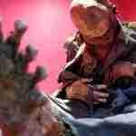 Una momia se ha escapado de Jalisco