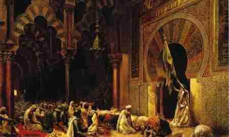 almanzor califa de al andalus mezquita de córdoba