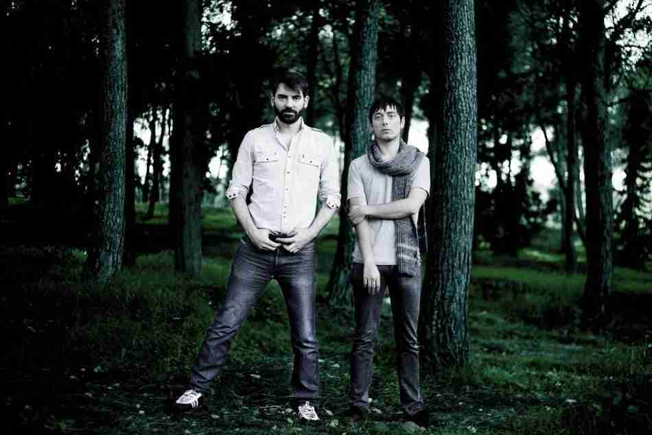 Ellos. Foto de Nicole San Martín