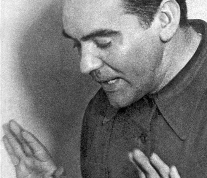 Lorca. Retrato de un alquimista visionario