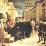 El decapitado Juan de Lanuza (una historia pasada)