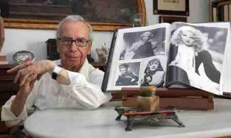 García Baena. Foto de Francis J Vargas