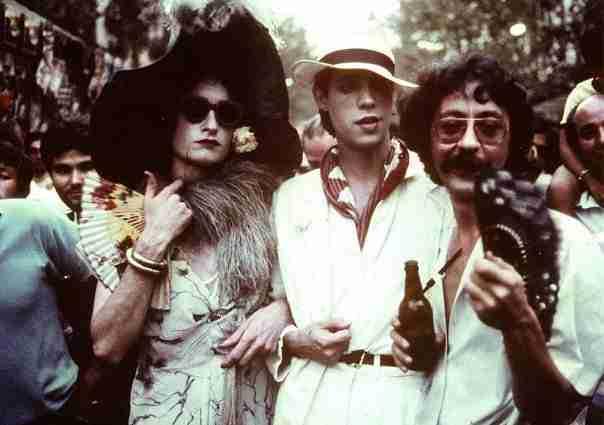 Ocaña y Nazario en el documental de Ventura Pons