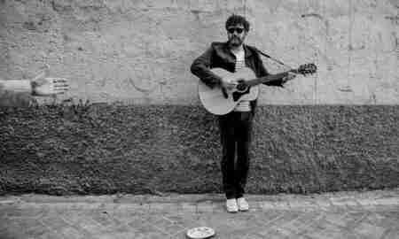 Misericordia de Manu Ferrón: un 100% de canciones pop-rock perfectas. foto de José Albornoz