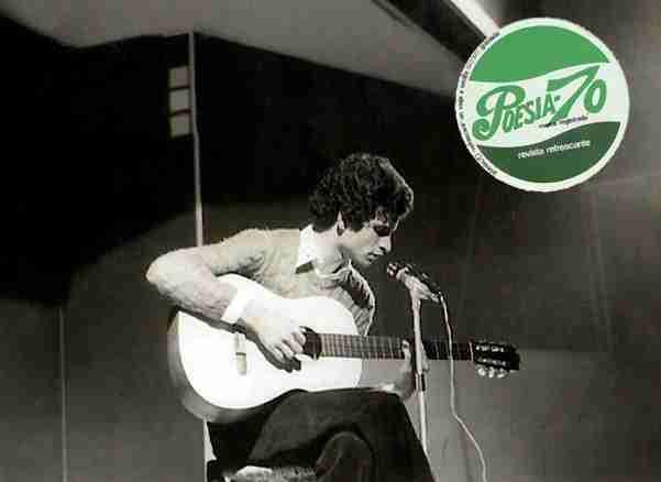 Carlos Cano, Poesía 70 y el Manifiesto Canción del Sur