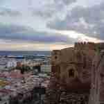 En el barrio antiguo de Almería