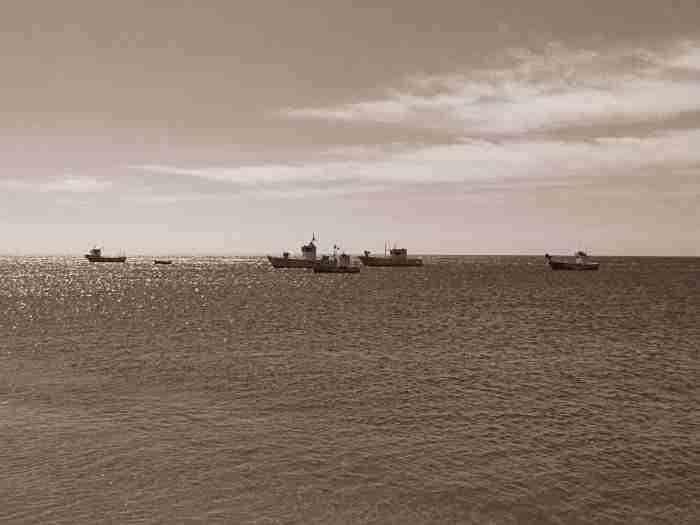 Cabo de Gata en los 70 Foto de MA Blanco/SecretOlivo
