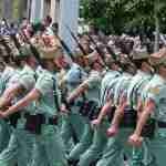 ¡Las fuerzas armadas para «defender tus valores»!