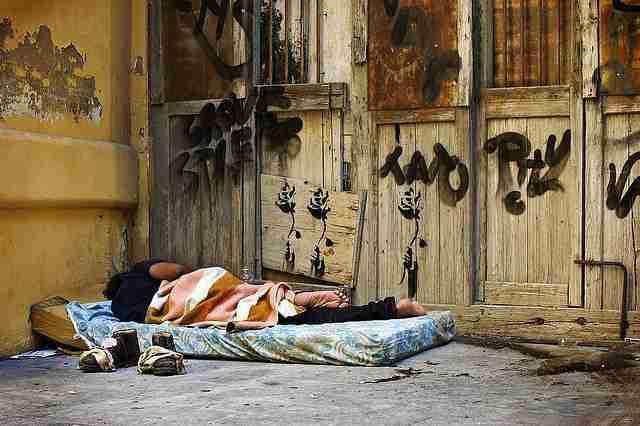 Espejo Capitalismo Socialismo Foto de Cinio