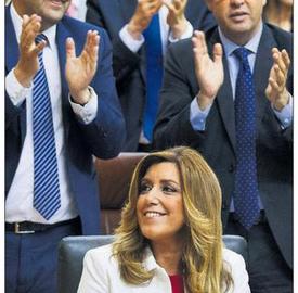 La sonrisa del régimen