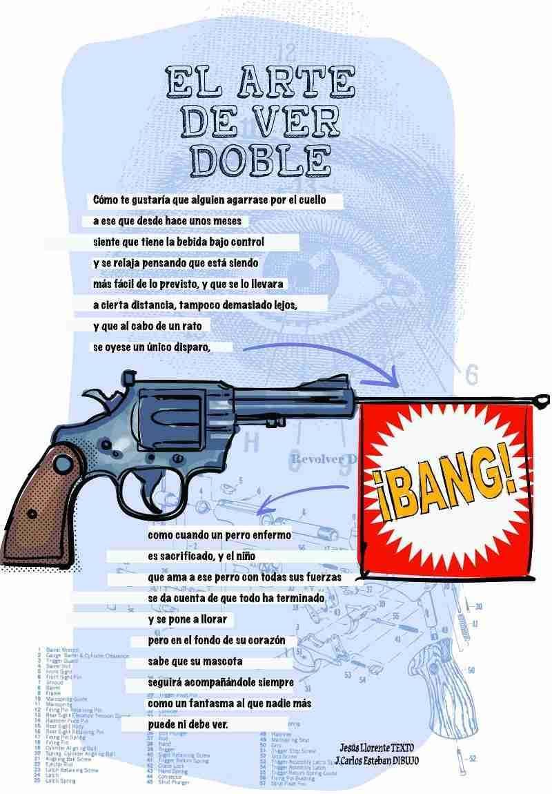 Un único disparo El Arte de ver doble