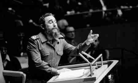 Fidel Castro y los gitanos