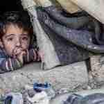 A cualquier niño en medio de cualquier guerra…