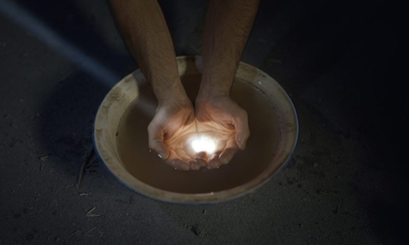 La memoria del agua, fotografía de José Manuel Castro Prieto en la serie Cespedosa.