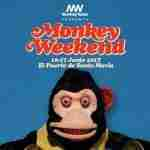 Monkey Weekend 2017: Se viene el monito chico