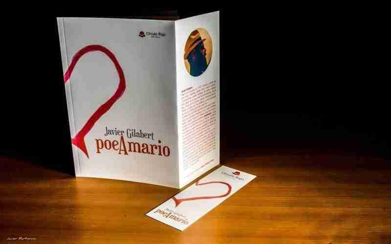 PoeAmario, de Javier Gilabert. Foto de Javier Martinruiz