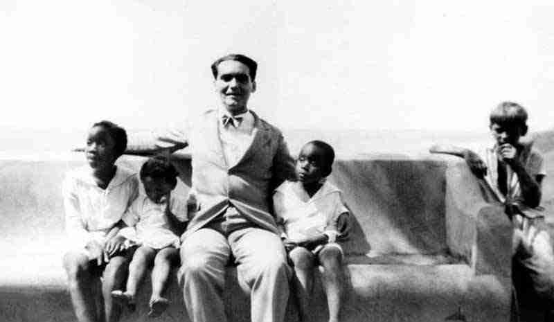 Federico García Lorca en Cuba Pequeño vals vienés