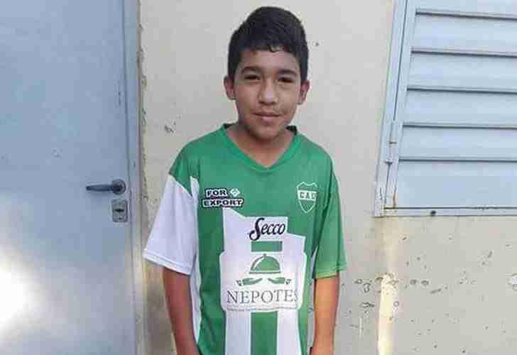 El gatillo fácil Facundo Ferreira