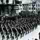 Camisas negras. fascismo italiano. Marcha sobre Roma, 1922