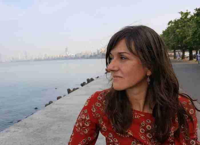 Cristina Gálvez. Foto de Lucía Gepp