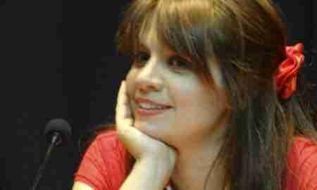Ioana Gruia, foto Maria Bueno