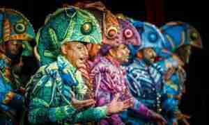 literatura y carnaval