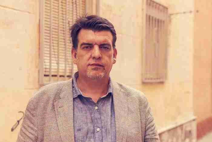 Alfonso Salazar. Foto de Joaquín Puga