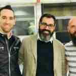 """Javier Gilabert y Fernando Jaén: """"Hacemos las preguntas que le haríamos a un amigo, intentando conocer mejor el pensamiento de los entrevistados"""""""
