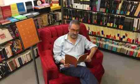 Antonio Rivero Taravillo. Foto de Teresa Merino