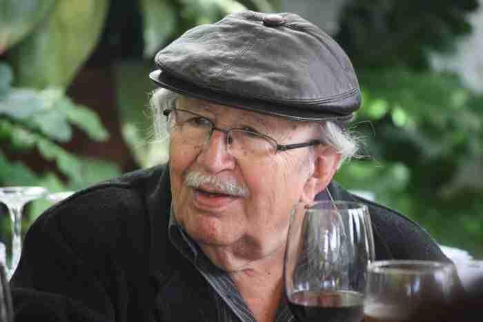 Rafael Guillén. Foto de Jorge Guillén Marcos