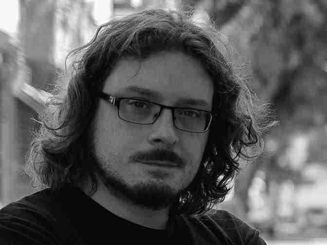 Victor Miguel Gallardo. Foto de Carmen Pascual