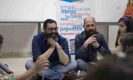 Fernando Jaén y Javier Gilabert, autores de las Entre2vistas de secretOlivo