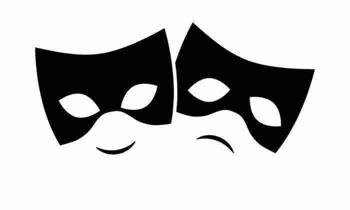 Máscaras mascarilla. Ilustración de Alfonso Salazar