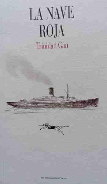 Portada de 'La nave roja', de Trinidad Gan