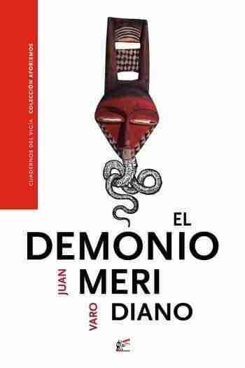 Portada de 'El demonio meridiano', de Juan Varo