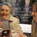 Mariluz Escribano: «Ahora es tiempo de paz. De paz y de memoria»
