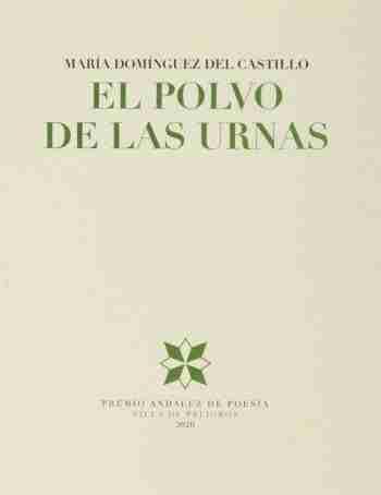 Portada de 'El polvo de las urnas', de María Domínguez del Castillo