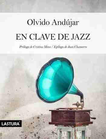 Portada de 'En clave de jazz', de Olvido Andújar