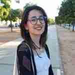 Sabina Bengoechea: «El pasillo de un hospital está lleno de versos»
