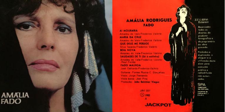 Amalia Rodrigues | Fado homenaje a Valério